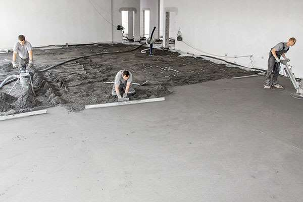 Wykonanie posadzki betonowa. Krok po kroku